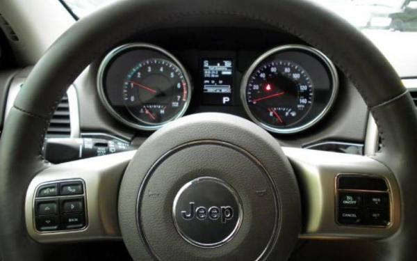Jeep Grand Cherokee Laredo 4WD | Silsbee Motor Company in ...