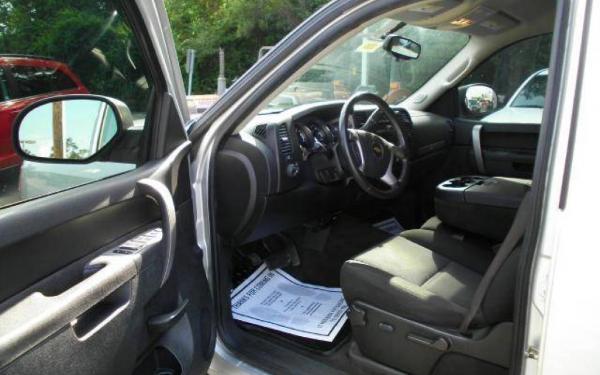 Silsbee Motor Company >> Chevrolet Silverado 1500 LT1 Crew Cab 4WD Z71   Silsbee Motor Company in Silsbee, TX
