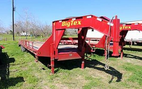 Big Tex 25GN-28+5