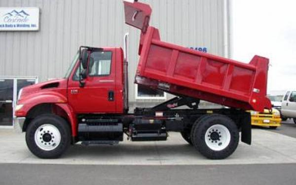 Rugby Dump Bodies & Flatbeds