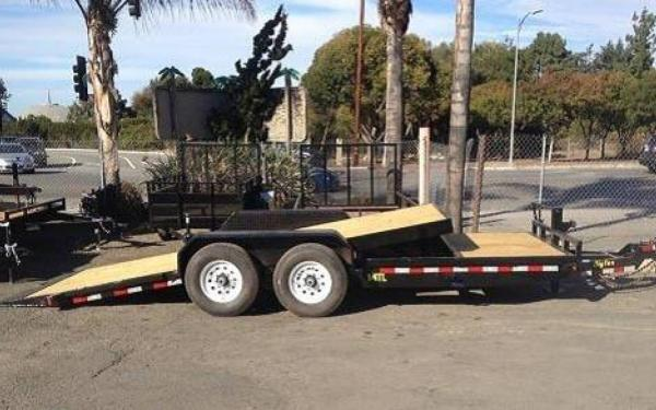 20' BIG TEX 14TL EQUIPMENT HAULER