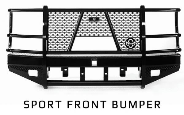 Ranch Hand Sport Series : Front & Back Bumpers