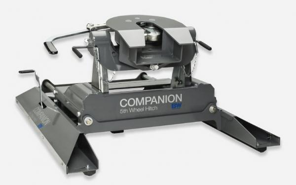 B&W Companion Slider Gooseneck Hitch