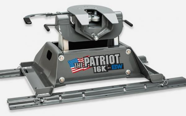 B&W Patriot 16K™ 5th Wheel or Gooseneck Hitch