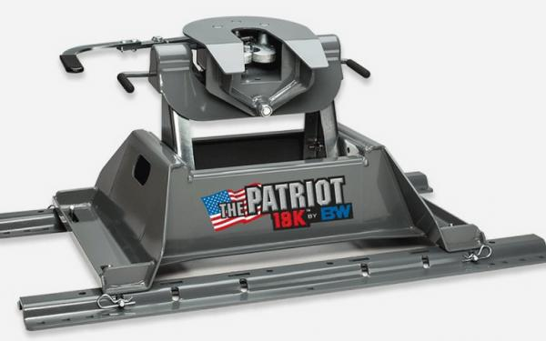 B&W Patriot 18K™ 5th Wheel or Gooseneck Hitch