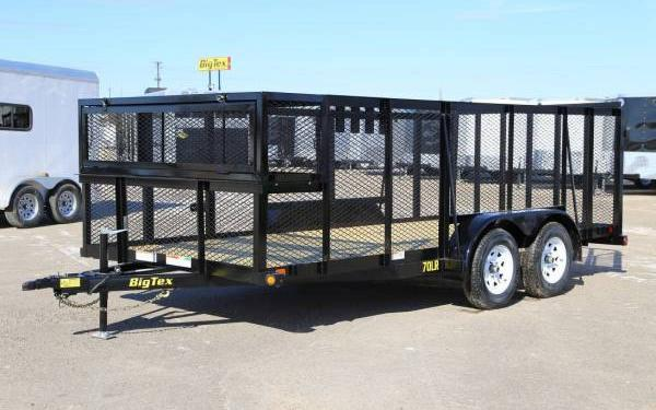 14' Big Tex Tandem Axle Vanguard
