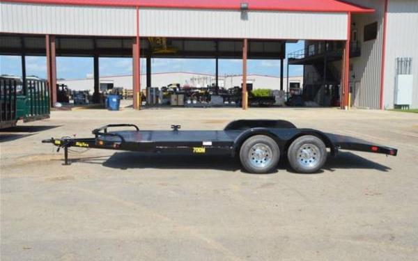 Big Tex Trailers 70DM-18