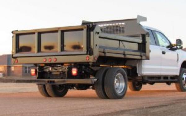 2019 CM DB Model Truck Bed