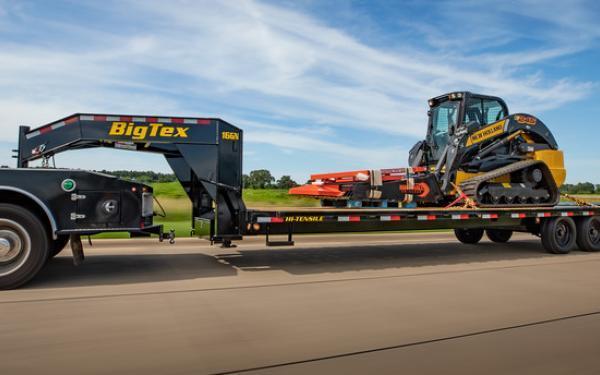 Big Tex 16GN 16K TANDEM G/N 102x20+5