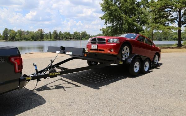 FALL SEASON SALE! Big Tex 70CT Tandem Axle Car Hauler Tilt Trailer