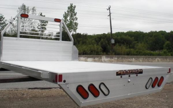 Aluma 81087 Aluminum Truck Bed