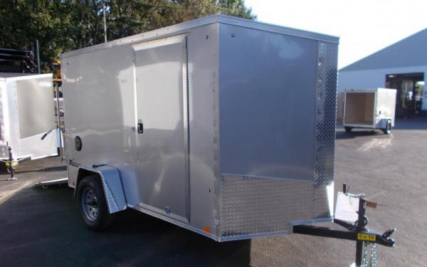Cargo Express 6x10 Flat Top Cargo Trailer