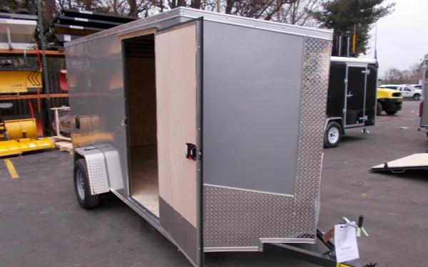 Cargo Express 6x12 Cargo Trailer with Barn Doors