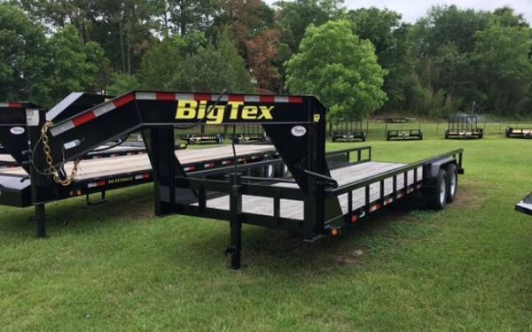 "Silsbee Motor Company >> 14GP-83"" x 24 HD Gooseneck Tandem Axle Pipe Top Lowboy | Silsbee Motor Company in Silsbee, TX"
